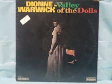 Dionne Warwick - Valley of the Dolls - Vintage Vinyl Lp