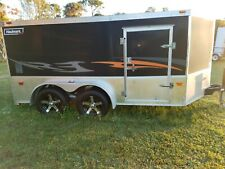 2008 Motorcycle trailer (Enclosed) 16ft