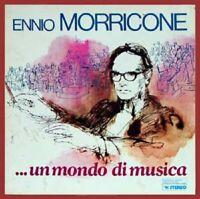 9LP 33 BOX  Ennio Morricone – ...Un Mondo Di Musica ITALY 1974