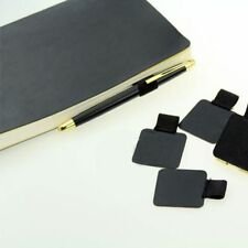Creative Pen Clips Pen Storage Clip Leather Pen Holder For Notebook