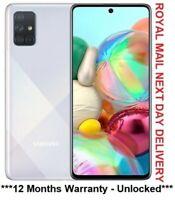 Samsung A71 Dual Sim - 128GB - SIM Free/Unlocked Prism White