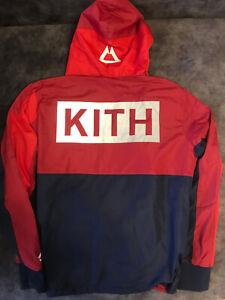 Kith gel lyte V Volcano Madison jacket (windbreaker)
