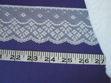 "2968 Doll Dreams LACE Off White  2 1/2"" W 207 Yds"