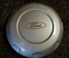 2004 -  2014 Ford F150  6 LUG SILVER STEEL WHEEL CENTER CAPS 4L34-1A096-EC