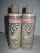 ( 2) Aveda Madder Root Shampoo Old Stock Bottle For Warm Red Tones 8 oz