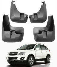 New Set Splash Guards Mud Flaps For 06-16 Vauxhall Opel Antara Holden CAPTIVA 5