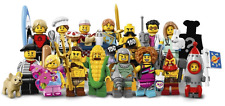 LEGO 71018 - Series 17 Collectible Mini Figures - Complete Set of 16 Minifigs