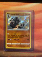 Pokemon Shining Fates Sandaconda SV071/SV122 Shiny Holo Rare NM/M - FREE SHIP!