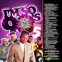 DJ Ty Boogie I'm So 90's Part 5 New Jack Swing Throwback Hip Hop Mixtape Mix CD