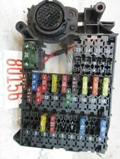 1998-2003 MERCEDES E320 BRACKET FUSE BOX W/ COMPONENTS W210 P/N 2105453340 694