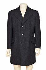 Vintage Ballantyne Of Peebles Scotland Men's Tweed Coat Wool EU 50 UK 40