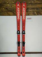 Atomic Redster EZY2 163 cm Ski + BRAND NEW Tyrolia 10 Bindings Sport Snow Fun