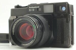 【EXC+5】 Fuji Fujica Fujifilm GW690 Pro 6x9 Medium Format Film Camera From JAPAN