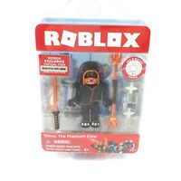 Roblox Tohru The Phantom Claw 3in Figure with Virtual Code Mint in Package