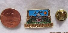 Don Roth City of Placentia California Lapel Pin Pinback Hat