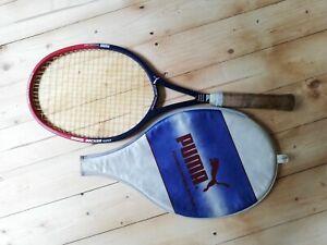 (T116) PUMA BORIS BECKER SUPER PCS RACKET Tennisschläger VINTAGE rare!!