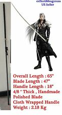Masamune Sephiroth Giant Nodachi Sword Cosplay Costumes Final Fantasy VII 68""
