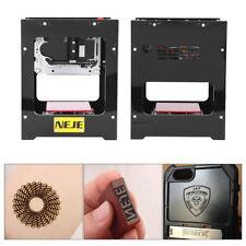 NEJE DK-BL 1500MW USB Auto Máquina Grabadora Láser Bluetooth 4.0 CNC Impresora