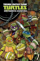 Teenage Mutant Ninja Turtles New Animated Adventures Omnibus Volume 1 GN New NM