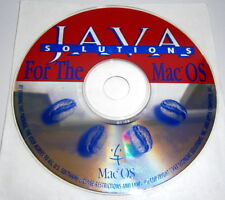 JAVA Solutions for the Mac OS - 1997 CD
