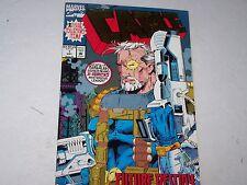 """MARVEL COMICS  CABLE """" FUTURE DESTINY  # 1 MAY 1993"""