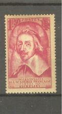 """FRANCE STAMP TIMBRE N° 305 """" CARDINAL DE RICHELIEU 1F50 ROSE 1935 """" NEUF xx TTB"""