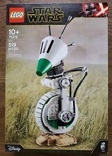 Disney LEGO Star Wars 75278 D-O Robot New Box NIB