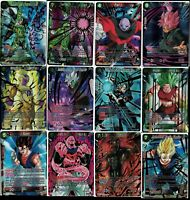 Dragonball Super Card Game Union Force R SR SPR SCR Choose Your Cards - BT2