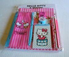Hello Kitty 11 Piece School Supply Kit