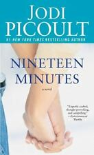Nineteen Minutes by Jodi Picoult (2013, Paperback) Tragedy Trial Judge Society