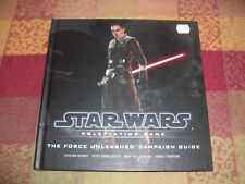 Star Wars RPG The Force Unleashed Campaign Guide Role Playing 2008