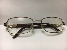 Pre-owned Cazal Glasses Mod.1003 Col.802 54/18 130 With Prescription