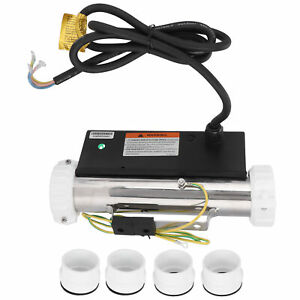 Electric Water Heater Thermostat 3KW Swimming Pool & Bath SPA Hot Tub AC220-240V