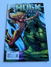 Hulk Raging Thunder #1 One-Shot Lyra She-Hulk Good  2008