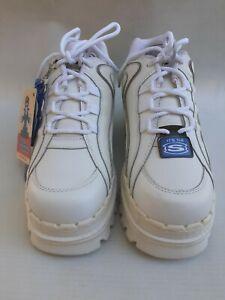 Deadstock authentic Vintage skechers Jammers temp platform sneakers sz 5.5/ 7 w