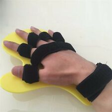 Hand Training Orthotic Fingerboard Brace Exerciser Device Rehabilitation Kit