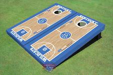 University Of Kentucky Rupp Arena Matching Basketball Court Custom Cornhole Boar