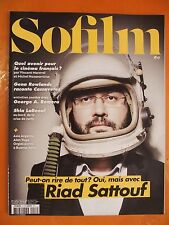 Sofilm N° 17 du 02/2014- Peut-on rire de tout ? oui, mais avec Riad Sattouf