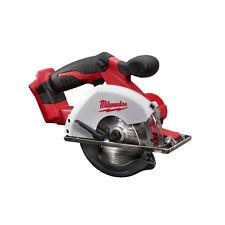 """Milwaukee Tool 2682-20 M18™ Cordless LITHIUM-ION 5-3/8"""" Metal Saw w/blade - NEW"""