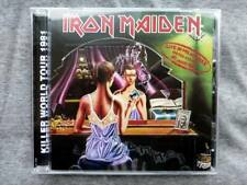 Iron Maiden CD Live in Milwaukee 22/06/1981 !! Rare Limited series !!