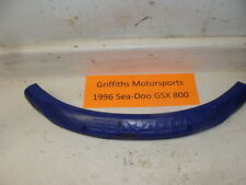 1996 97 SEA DOO GSX SEADOO 787 800 gtx? front bumper nose rub rail trim