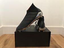 Adidas Predator 18+ FG Football Boots (Pro Edition) UK Size 9 *BLACKOUT*