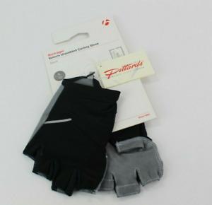 Trek / Bontrager Velocis Woman's Unpadded Cycling Glove Black/Grey Size L