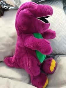Barney the dinosaur plush Soft Toy