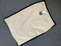 New! Marks & Spencer beige black sexy midi pencil skirt size 12 EU L party