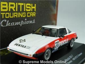 MAZDA RX7 CAR MODEL 1:43 SCALE 1980 IXO ATLAS TWR BTCC TOURING 4672111 RX-7 T3Z