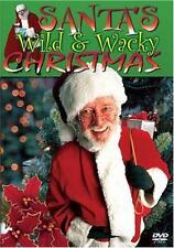 Santa's Wild & Wacky Christmas Erik Estrada, Laura McKenzie,