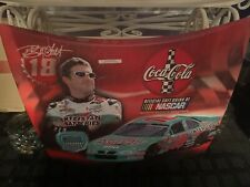 Nascar Bobby Labonte #18 Redline Series Race Car Hood Memorabilia Collectible
