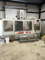 Haas VF-6 Vertical Machining Center (4th axis ready 1995)