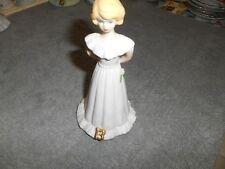 Enesco Growing Up Birthday Girls Figurine - Age 13